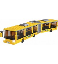 Konstruktors autobuss ar gaismiņam 371 elementi 6+ KB85016