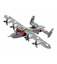 Konstruktors Izlūkošanas lidmašīna 281 elementi 6+ KB84007