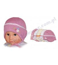 42-44 cm bērnu cepure P-CZ-17 dažādas krāsas