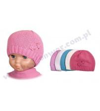 50-52 cm bērnu cepure meitenēm P-CZ-199BP06 dažādas krāsas