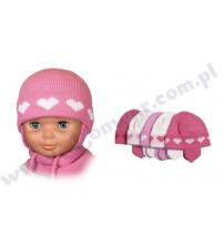 42-44 cm bērnu cepure P-CZ-251 dažādas krāsas