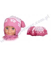 48-52 cm bērnu cepure meitenēm P-CZ-253 dažādas krāsas