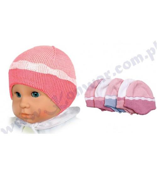 42-44 cm bērnu cepure P-CZ-28 dažādas krāsas
