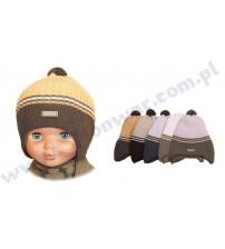 48-50 cm bērnu cepure zeniēm P-CZ-290E dažādas krāsas