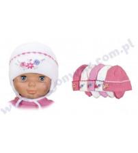 44-48 cm bērnu cepure meitenēm P-CZ-295 dažādas krāsas
