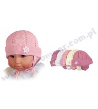 42-44 cm bērnu cepure P-CZ-342 dažādas krāsas
