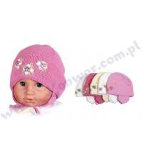 42-44 cm bērnu cepure P-CZ-344BP01 dažādas krāsas