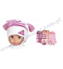 44-48 cm bērnu cepure meitenēm P-CZ-388 dažādas krāsas