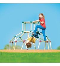 Bērnu izklaides laukuma kāpnes Dome Climber 1,18x1,7m 491006