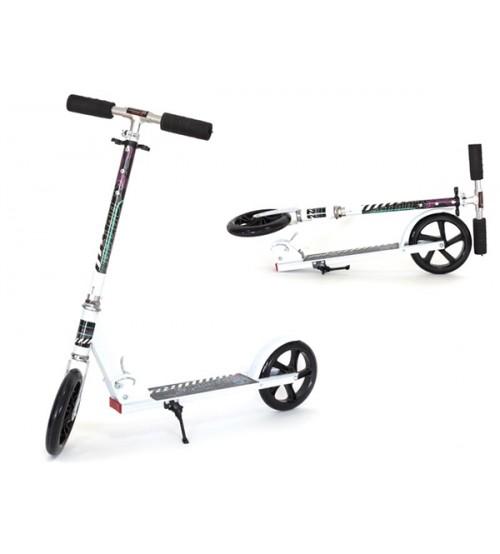 Skrejritenis Scooter 20 cm alumīnijs no 5 gadiem līdz 100 kg Balts AG223D