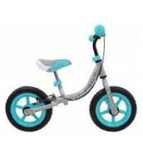 Balansa velosipēds 12 collas ar metālisko rāmi un bremzēm līdz 25 kg no 3 gadiem WB-022