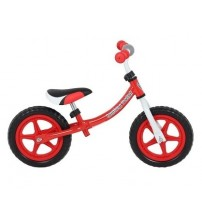 Balansa velosipēds 12 collas ar metālisko rāmi līdz 25 kg no 3 gadiem UR-WB-08RED